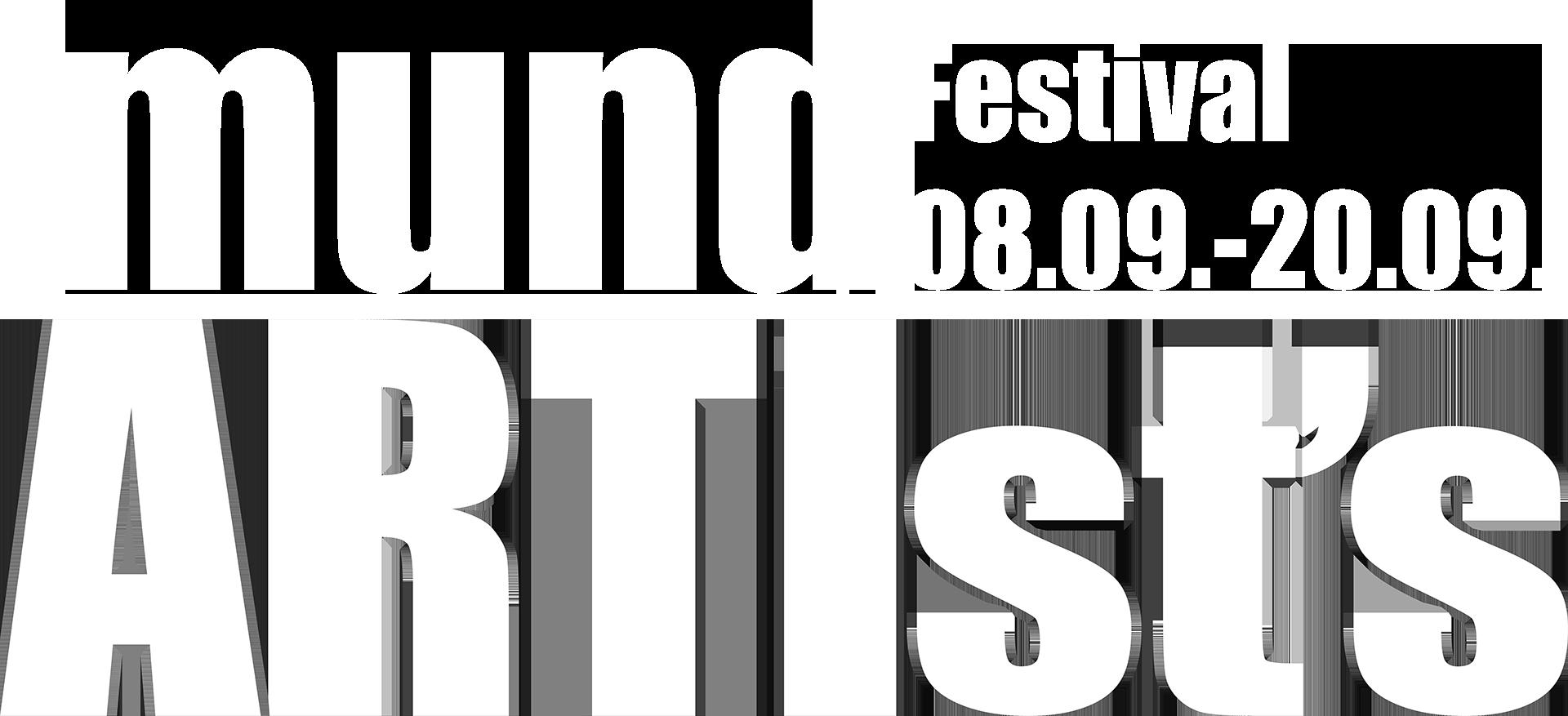 mundARTist's Festival 2021