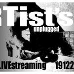 ARTist' unplugged LIVE STREAM