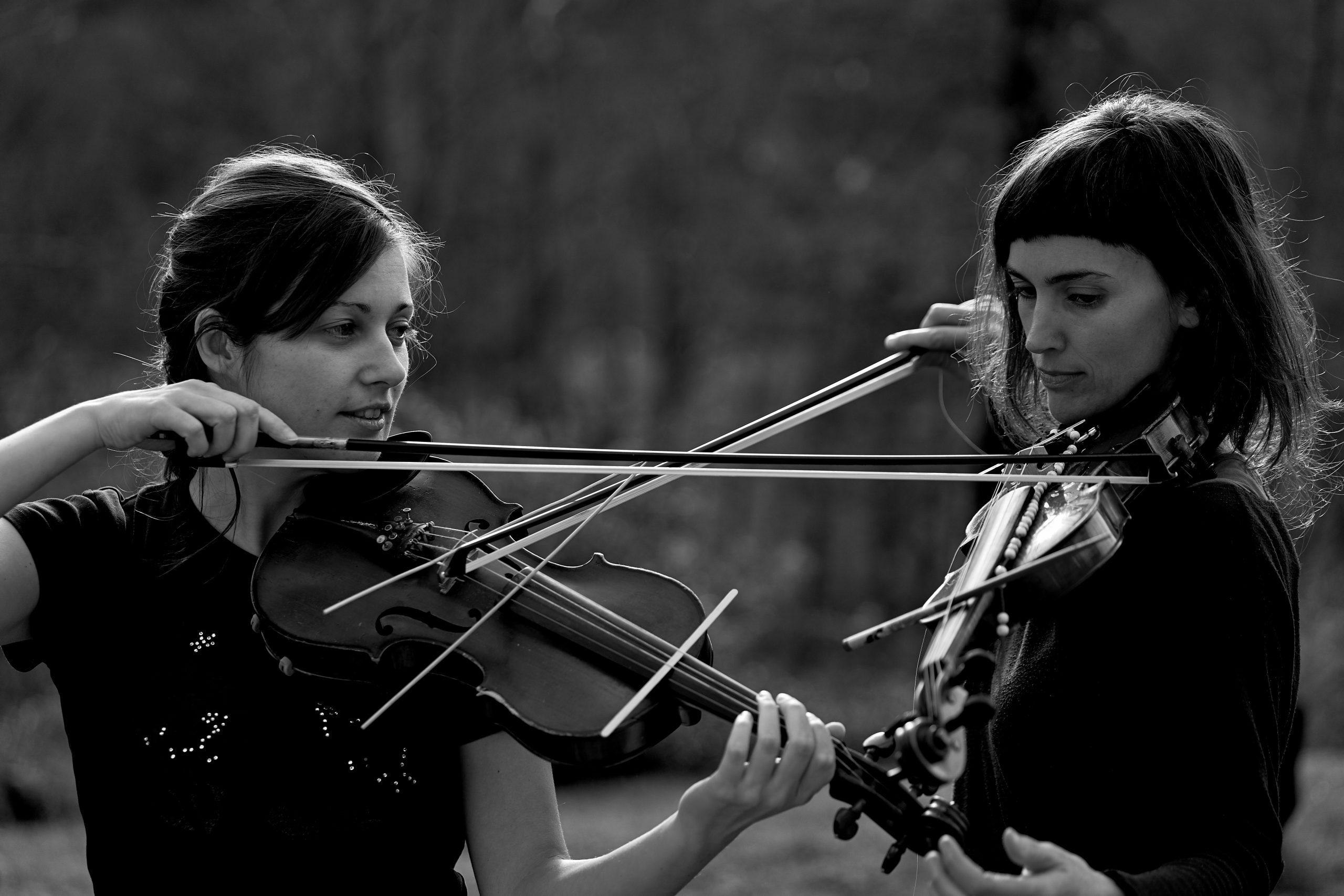 Interpenetration: Rinus van Alebeek -|- Ana Kravanja & Tijana Stanković